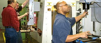 Machine Technology - A/E Industrial Training - Courses - Cuyahoga Valley Career Center